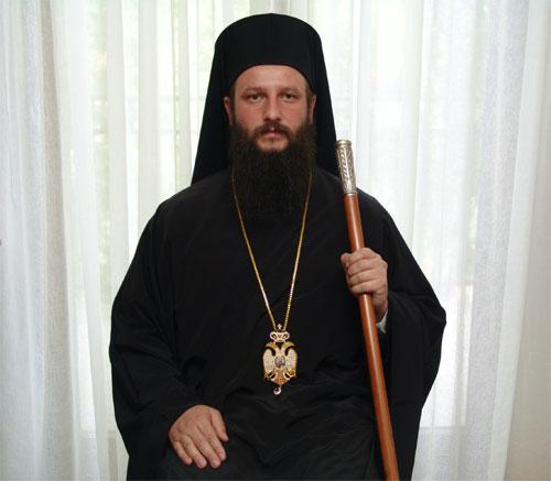 HIS BEATITUDE JOHN VI - ARCHBISHOP OF OHRID AND METROPOLITAN OF SKOPJE
