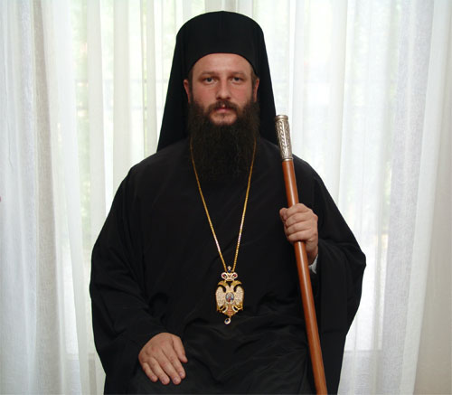 HIS BEATITUDE JOHN VI - ARCHBISHOP OF OHRID AND METROPOLITAN OF SKOPJE